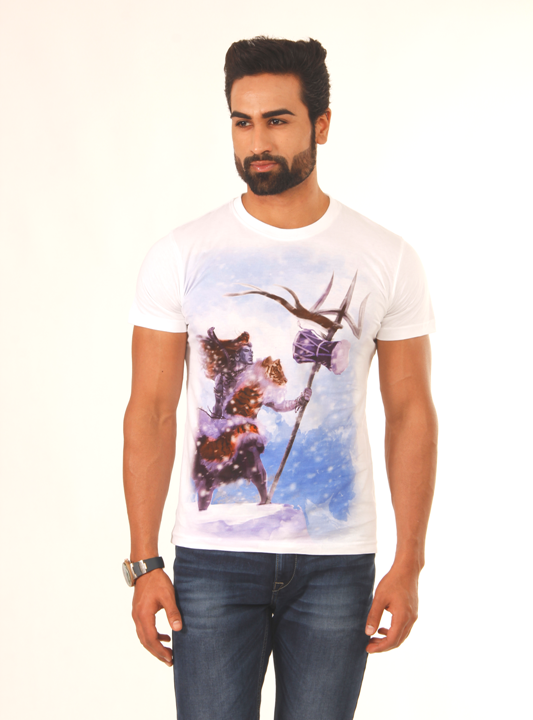 Shiva Mountain T-Shirt